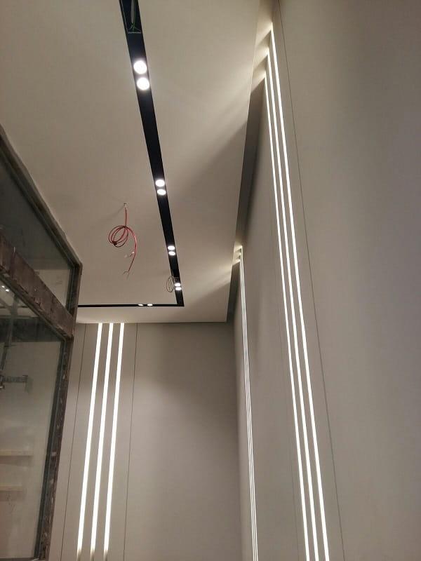 lampy sufitowe led do gipskartonu